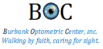 Burbank Optometric Center, Inc.